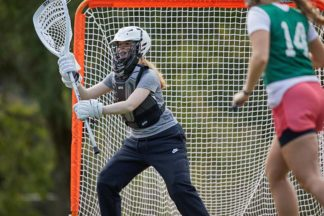 LAX Goalie How to Move on the Arc