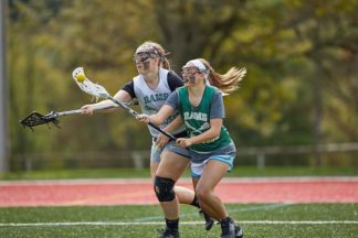 LAX Tips Cradling the Ball
