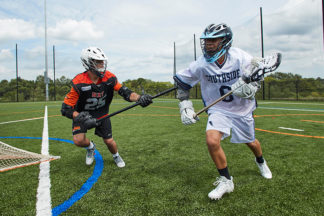 Mens-Lacrosse-Defense_Defending-Behind-Goal