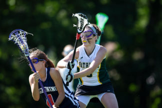 Defensive Stance Positioning Women's LAX