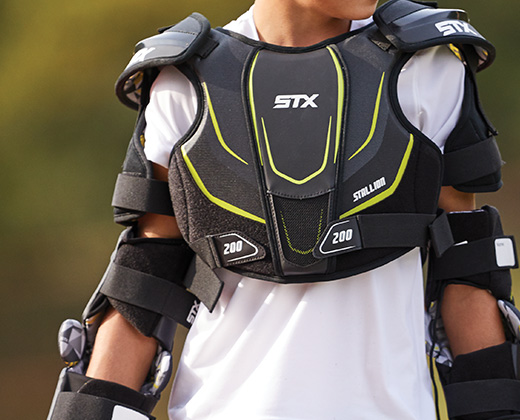 Lacrosse Shoulder Pads