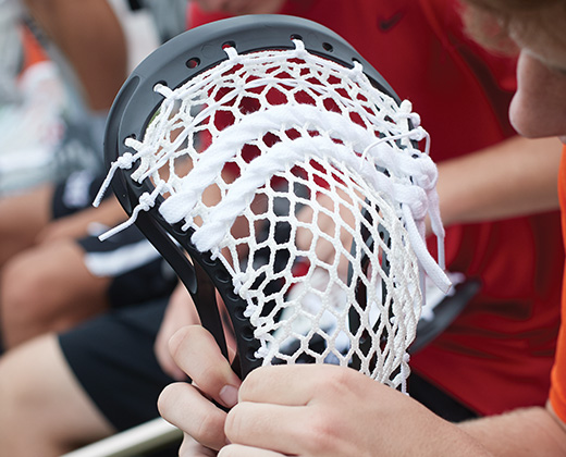 Lacrosse Mesh, Shooting Strings & Kits