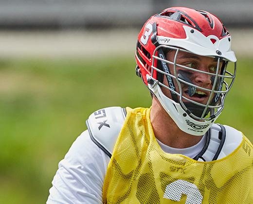 Men's Lacrosse Helmets