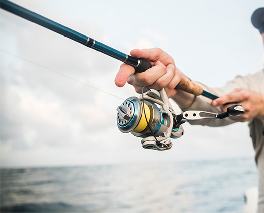 Saltwater Rod & Reel Combos