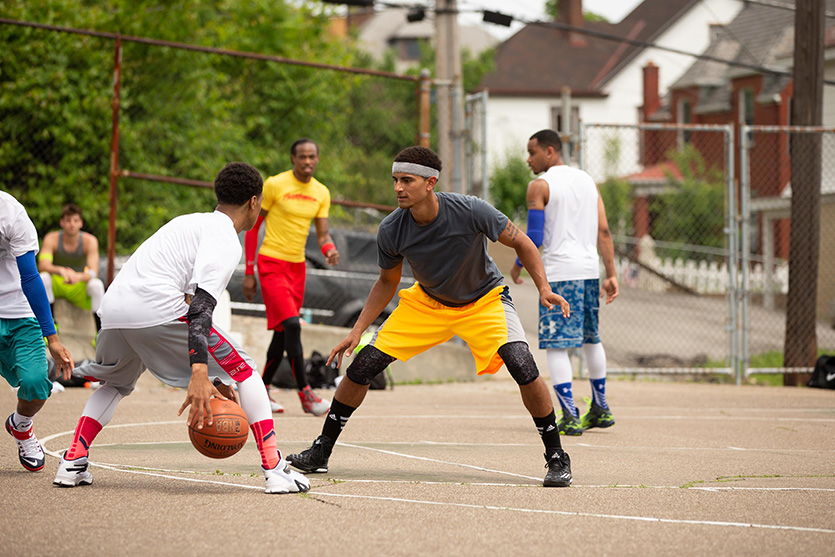 Basketball Defense: Stance and Slides | PRO TIPS by DICK'S Sporting Goods