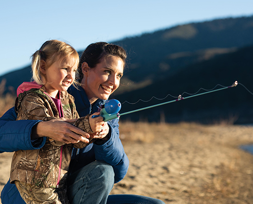 Kids' Fishing Gear
