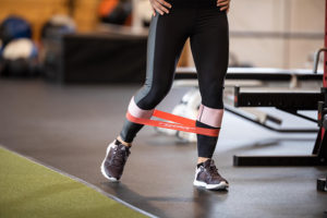 Five Lower Body Resistance Band Exercises