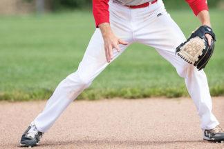 Baseball Infielder