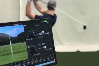 Golf Driver Fitting