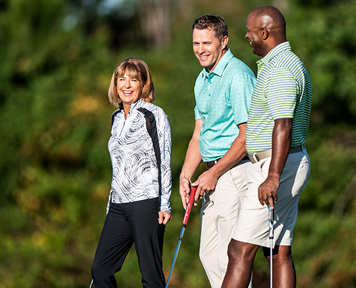 Golf Shirts & Tops