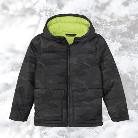 DSG Boys' Insulated Jacket