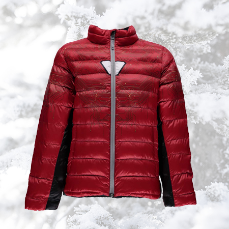 Spyder Boys' Marvel Prymo Insulated Jacket