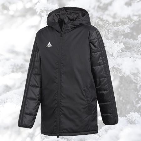 Adidas Boys' Winter Jacket