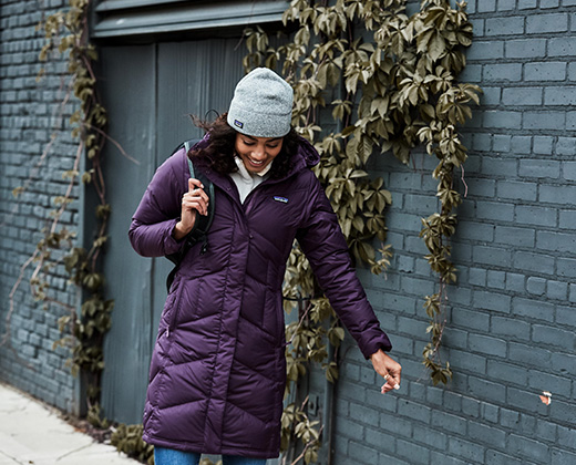 Women's Sustainable Jackets & Outerwear