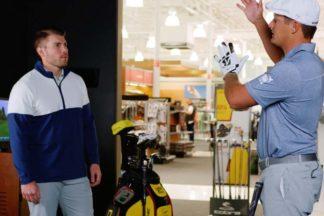 Professional Golfer Bryson DeChambeau