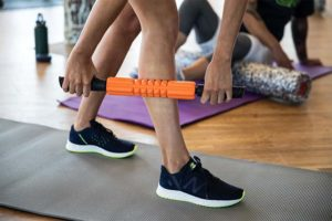 The Differences Between Foam Rollers, Massage Sticks and Massage Balls