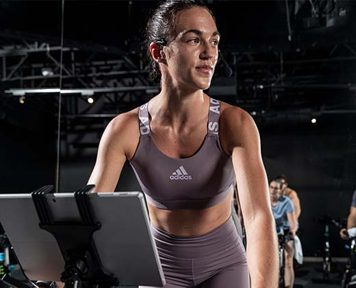 Medium-Support Sports Bras