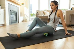 Pre- and Post-Run Foam Rolling Tips