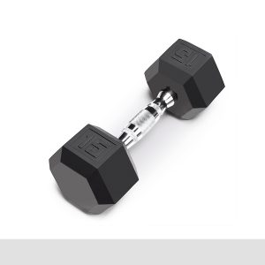 Marcy Rubber Hex Dumbbell
