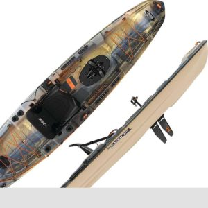 Pelican The Catch 130 Hydryve Angler Kayak