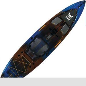 Perception Pescador Pilot Pedal Drive Angler Kayak