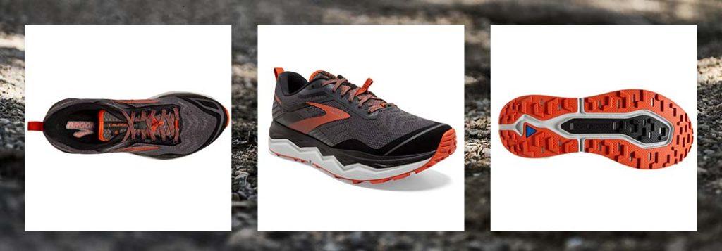 Brooks Men's Caldera 4 Trail Running Shoes