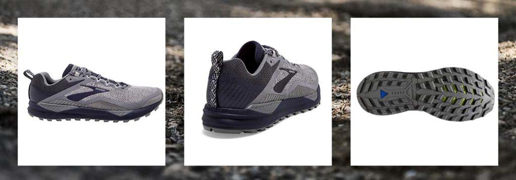 Brooks Men's Cascadia 14 Trail Running Shoes