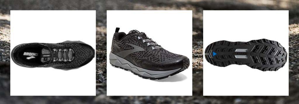 Brooks Men's Divide Trail Running Shoes