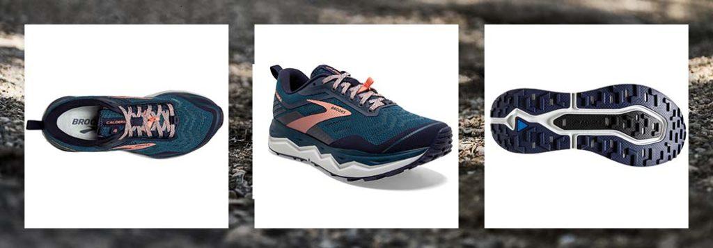 Brooks Women's Caldera 4 Trail Running Shoes