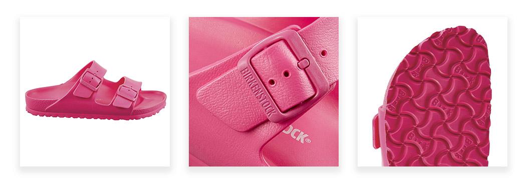 Birkenstock Women's Arizona Essentials EVA Sandals