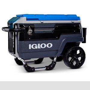 Igloo 70 Quart Trailmate Roller Cooler
