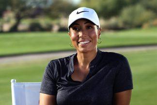 Professional Golfer Cheyenne Woods