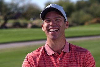 Professional Golfer Paul Casey