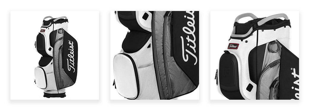 Titleist Men's 2020 Cart 15 Cart Golf Bag