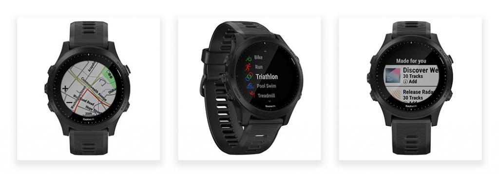 Garmn Forerunner 945 Music GPS Running Smart Watch