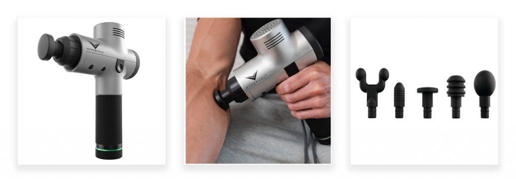 Hyperice Hypervolt Percussion Massager