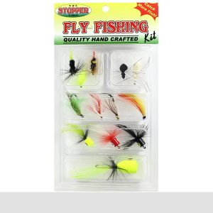 K and E Fly Fishing Kit