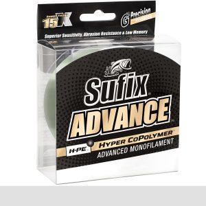 Sufix Advance Monofilament Fishing Line