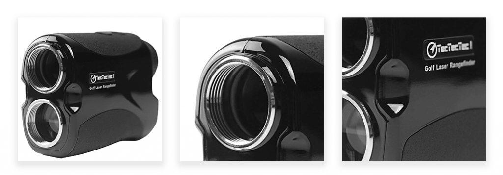 TecTecTec! VPRO500 Laser Rangefinder
