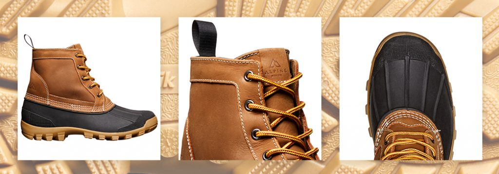Alpine Design x Kamik Men's Hudson Duck Boots
