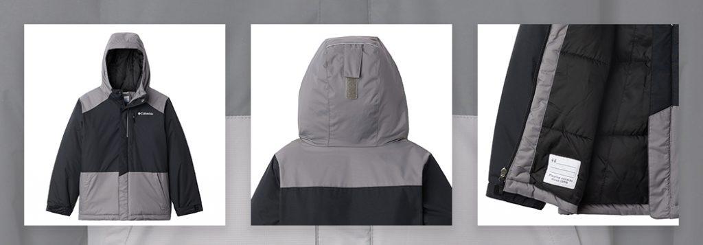 Columbia Boys' Lightning Lift Insulated Jacket