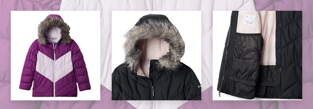 Columbia Girls' Arctic Blast Insulated Jacket