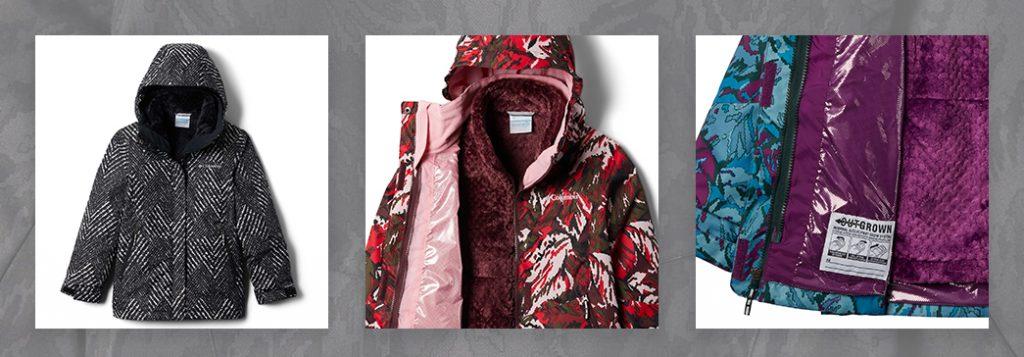Columbia Girls' Bugaboo Interchange Jacket