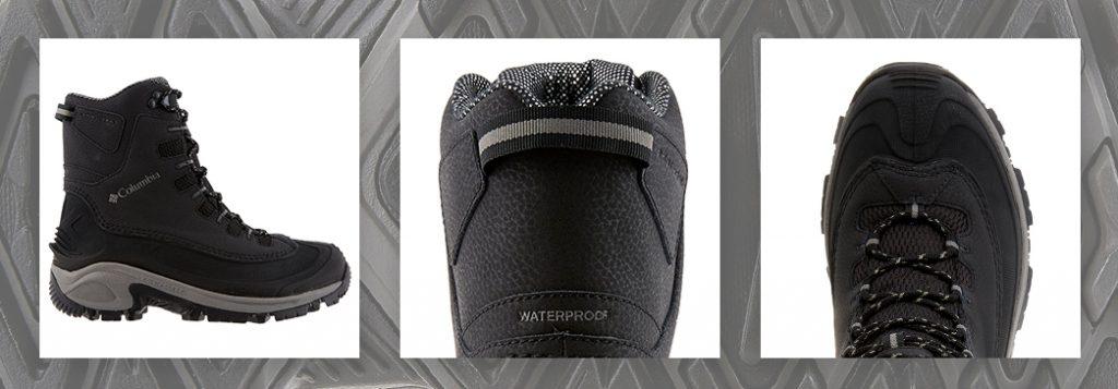 Columbia Men's Bugaboot II Omni-Heat 200g Waterproof Winter Boots