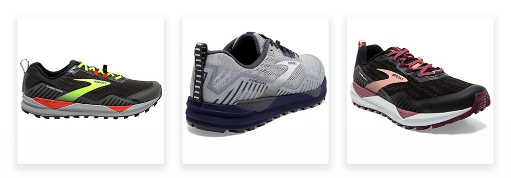 Brooks Cascadia Trail 15
