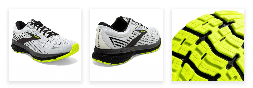 Brooks Run Visible Ghost 13