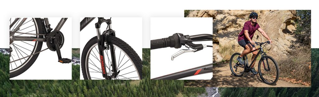 Men's Standpoint bike