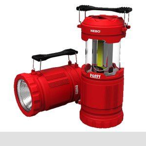 Nebo Poppy 2-in-1 Lantern Spotlight