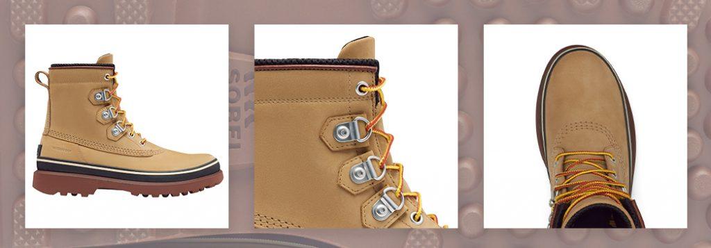 SOREL Men's Caribou Street Casual Boots