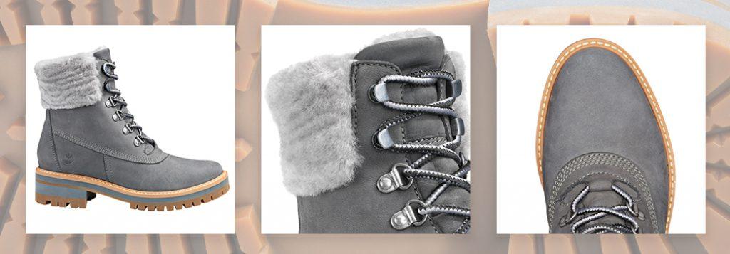 Timberland Women's Courmayeur Shearling Waterproof Winter Boots